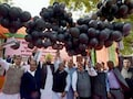 Arvind Kejriwal Completes One Year In Office: BJP Observes 'Black Day'