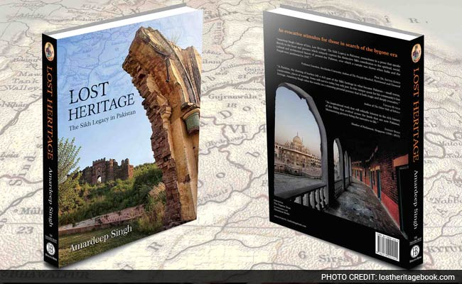 Book On Sikh Heritage In Pakistan Launched In Singapore