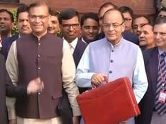 Government May Advance Union Budget By A Month: Report