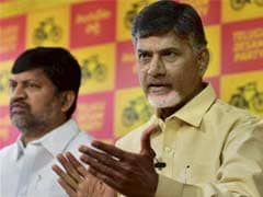 YSR Congress Party Legislator Joins TDP In Andhra Pradesh