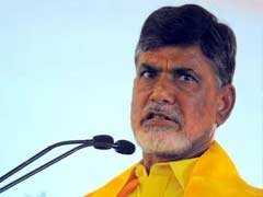 Chandrababu Naidu Calls Emergency Meeting Over Andhra Special Status