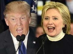 Donald Trump, Hillary Clinton Spar Over Emails And Tax Returns