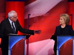 Hillary Clinton, Bernie Sanders Square Off In First One-On-One Debate