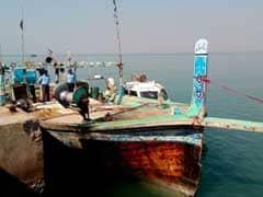Coast Guard Intercepts Pakistan Fishing Boat In Kutch, 11 Arrested