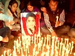 Ryan Schoolboy Devansh's Parents Hold Candlelight Vigil At Jantar Mantar