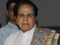 Dilip Kumar Admitted In Mumbai's Lilavati Hospital After Respiratory Problems