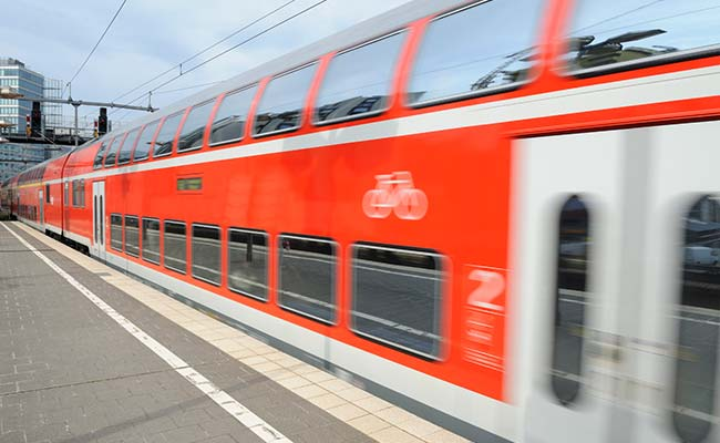 The train will have 40% more carrying capacity, an official said. (Representational image)