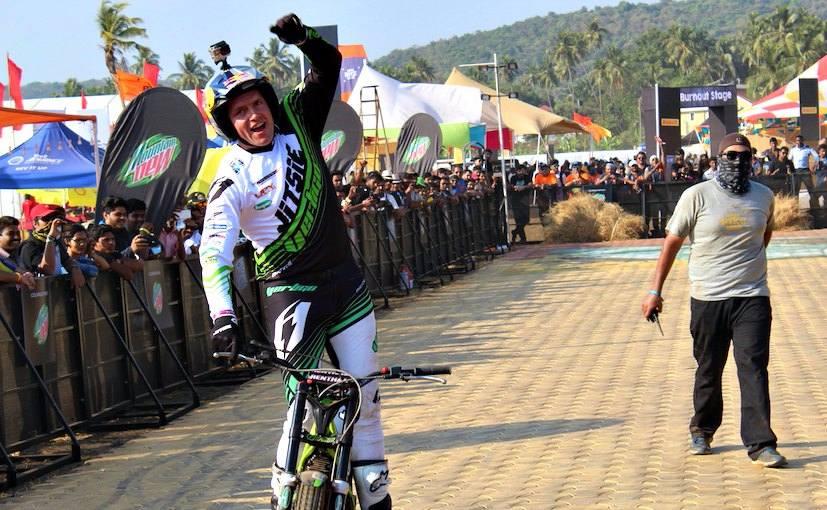 2016 India Bike Week: Didnt Anticipate So Many Fans in India: Dougie Lampkin