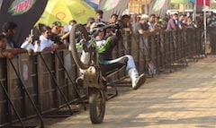 2016 India Bike Week: Didnt Anticipate So Many Fans in India: Dougie Lampkin