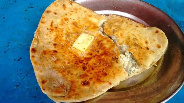 Egg Paratha: The Indian Breakfast Treat That's All About a Simple Trick