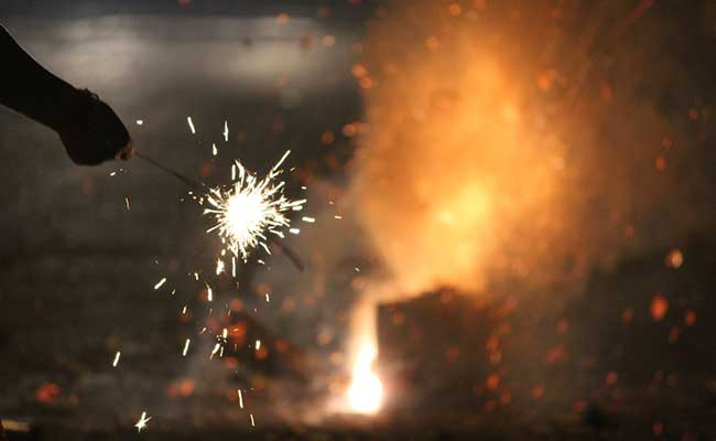 Smoke From Fire Crackers Can Damage Respiratory System, Say Doctors