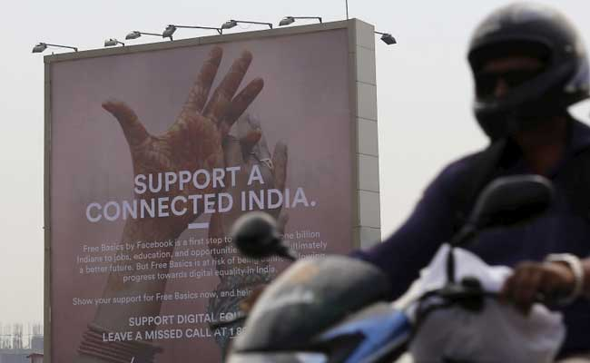 India Chooses Net Neutrality, Facebook's Free Basics Is Nixed