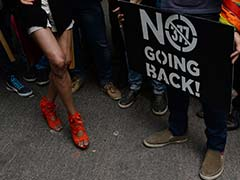 Will India Throw Out Archaic Law On Gay Sex? 5 Judges Asked To Decide