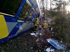 8 Dead, 150 Injured In Train Collision In Germany: Police