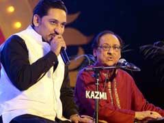Pakistan Ghazal Maestro Ghulam Ali Mesmerises Audience In Lucknow