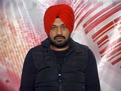 AAP's New Recruit Is Comedian Gurpreet Ghuggi, Who Means 'Serious Business'