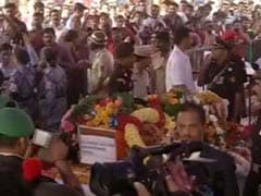 सियाचिन के सूरमा लांस नायक हनुमंतप्पा का पूरे राजकीय सम्मान के साथ अंतिम संस्कार संपन्न