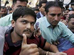Surat Police Opposes Hardik Patel's Bail Plea In Sedition Case
