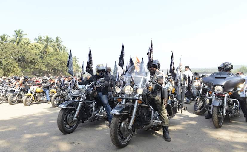 India Bike Week 2016 Harley Davidson To Organise Biggest