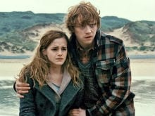 Divorced, Says Rupert Grint About Ron and Hermione's Marital Status