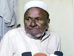 Oldest Babri Litigant Hashim Ansari Dies