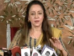Hema Malini On 'Land-Grabbing' Accusations: Highlights