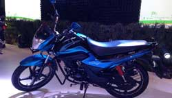 Hero MotoCorp Unveils First In-House Bike Splendor iSmart 110
