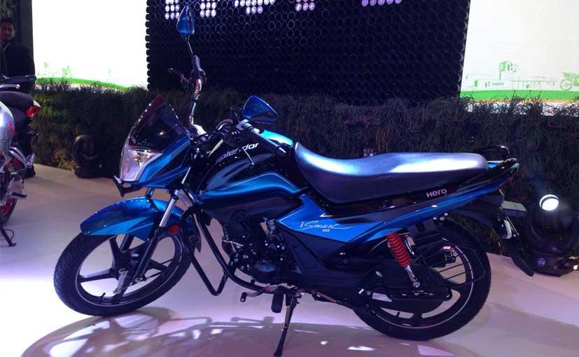 Hero MotoCorp Unveils First In-House Bike Splendor iSmart 110