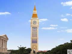 Infosys to Build World's Tallest Clock Tower in This Indian City
