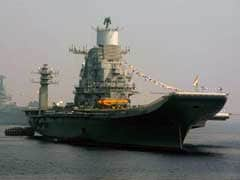 With 75 Warships, Indian Navy Shows Off Strength At Biggest-Ever Event