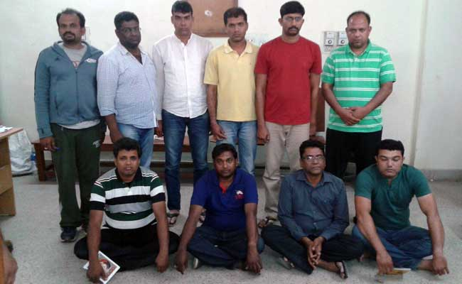 bangalore news online racket busted