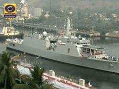 NDTV पर सबसे पहले : नौसेना सम्मेलन का 360 डिग्री वीडियो