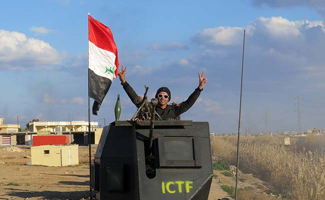 Iraq Retakes Areas Around Ramadi, Opens Road To Baghdad