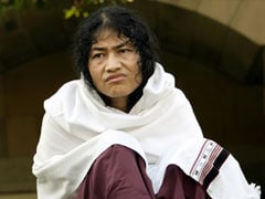 Irom Sharmila Acquitted In 2006 Case Of Attempt To Suicide