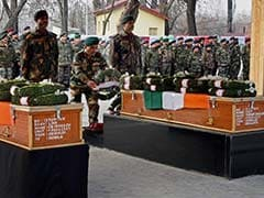 India Pays Homage To Soldiers Killed Fighting Terrorists in Pampore, Jammu and Kashmir