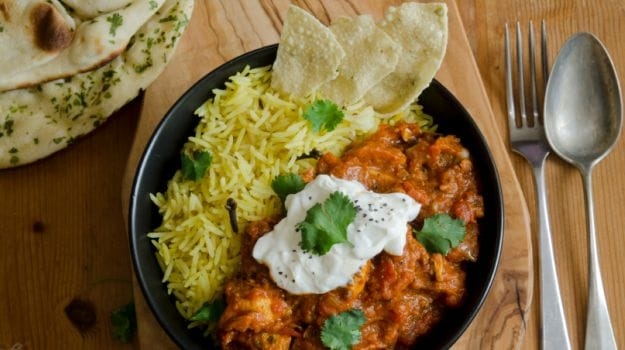 Jalfrezi: The Spicy Indian Curry from the British Raj