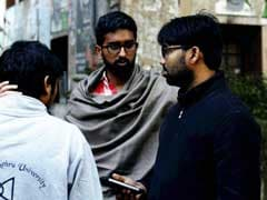 JNU Row: Delhi Police Questions Another Student Leader
