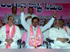 Ruling TRS Says Hyderabad Victory 'Vote Of Confidence' In Chief Minister