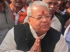 Government Will Decide On Ram Temple Issue After Court Verdict: Kalraj Mishra