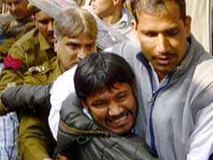 Kanhaiya Kumar Seen With Group Shouting Anti-National Slogans: Police Report