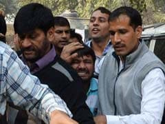 'Jostling' Says Police Chief Bassi About Assault On Arrested JNU Student Kanhaiya Kumar