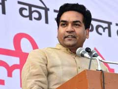 People Threatening To Attack Me: Delhi Minister Kapil Mishra To Rajnath Singh