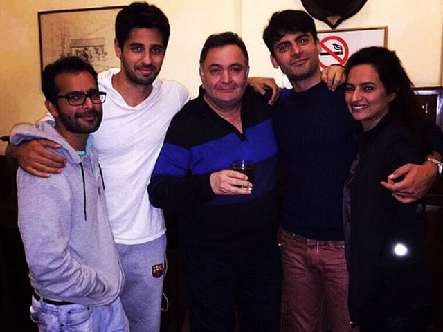 Kapoor And Sons First Poster