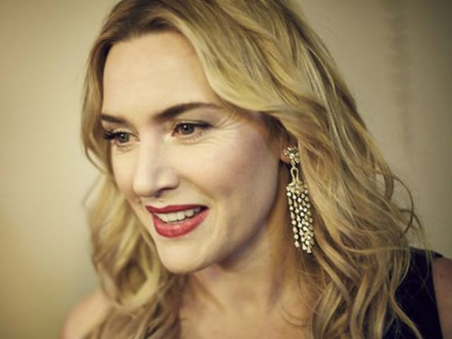 Kate Winslet photographed at the 69th BAFTA Awards in London. (Image ...