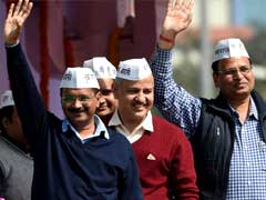 Arvind Kejriwal's Aam Aadmi Party Government Completes 1 Year In Delhi: Live Updates