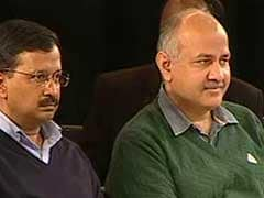 Arvind Kejriwal Presents One-Year Report Card, Takes Questions From Delhi