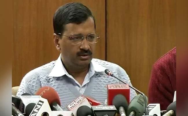 It's Back. Chief Minister Kejriwal Announces Odd-Even In Delhi From April 15