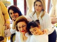 Raj Kapoor's Wife Krishna in Hospital; Is 'Stable,' Says Son Randhir