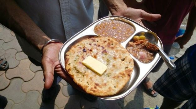 The amritsari kulcha trail where to get the best ndtv food for Amritsari cuisine