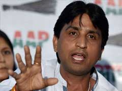 Kumar Vishwas Denies BJP Rumour, Again. AAP Quips, PM Joining Congress?